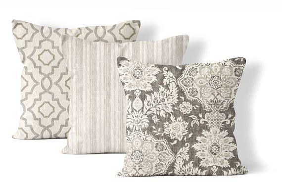 neutral pillow covers throw pillows