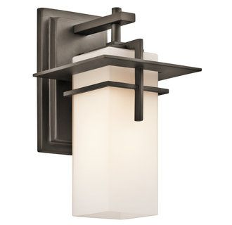 Kichler 49642 Gl Wall Lights Outdoor Sconces