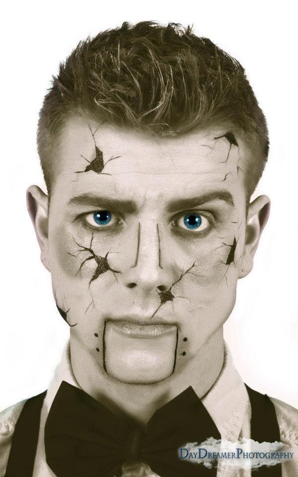 dc36964d1 Broken ventriloquist dummy! Broken ventriloquist dummy! Halloween Men ...