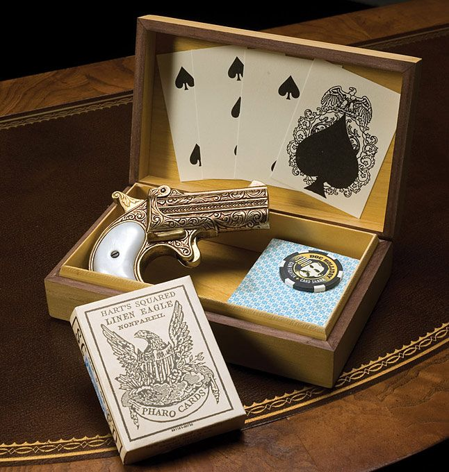 Doc Holiday Gamblers Box Set With Replica Firearm Doc Holiday was one of  the Old West's