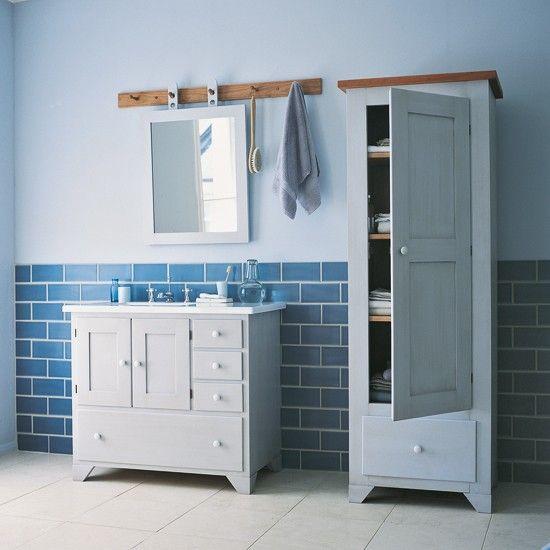 Bathroom designs · Shaker range from Fired Earth ...