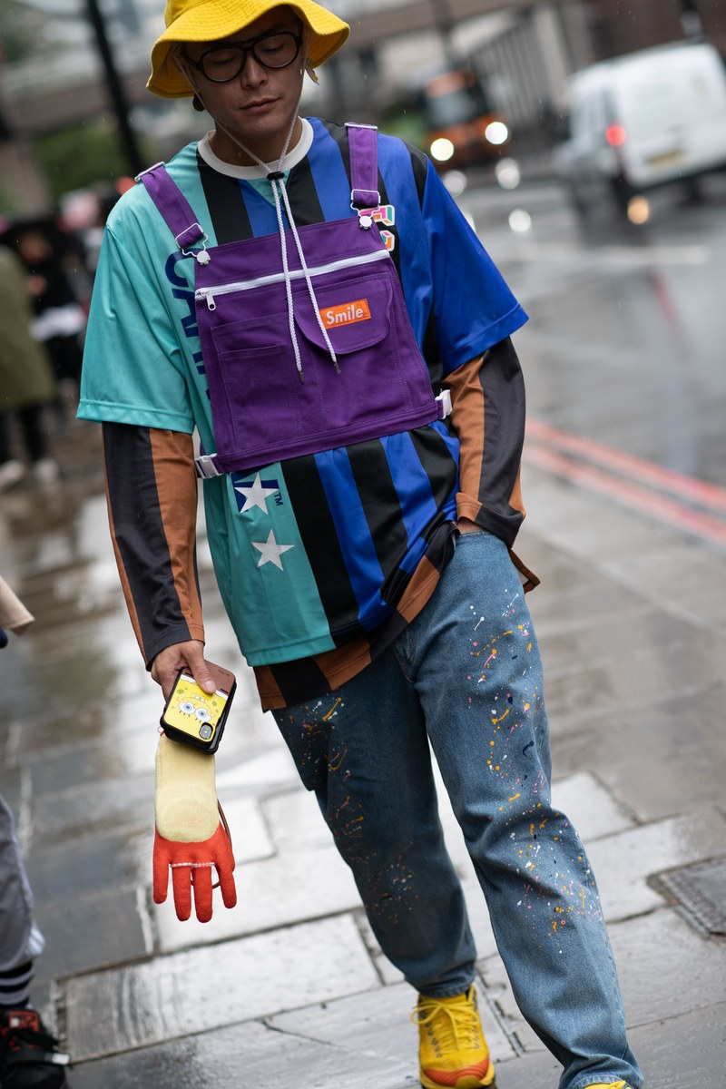 Best New Shows Summer 2020 The Best Street Style from London Fashion Week Men's in 2019