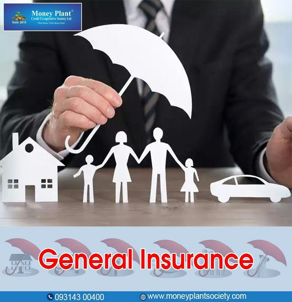 Many types of general insurance products healthinsurance