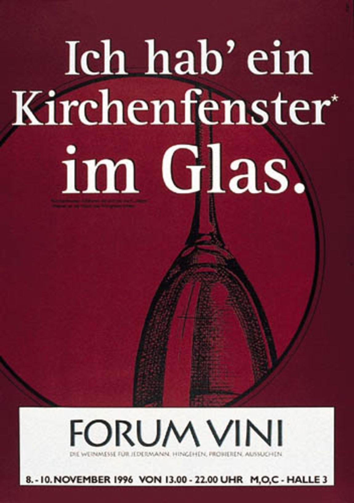Read more: https://www.luerzersarchive.com/en/magazine/print-detail/5548.html Tags: Franziska Kronast,Thilo von Buren,Susanne Strassman,Forum Vini,.start GmbH, Muenchen