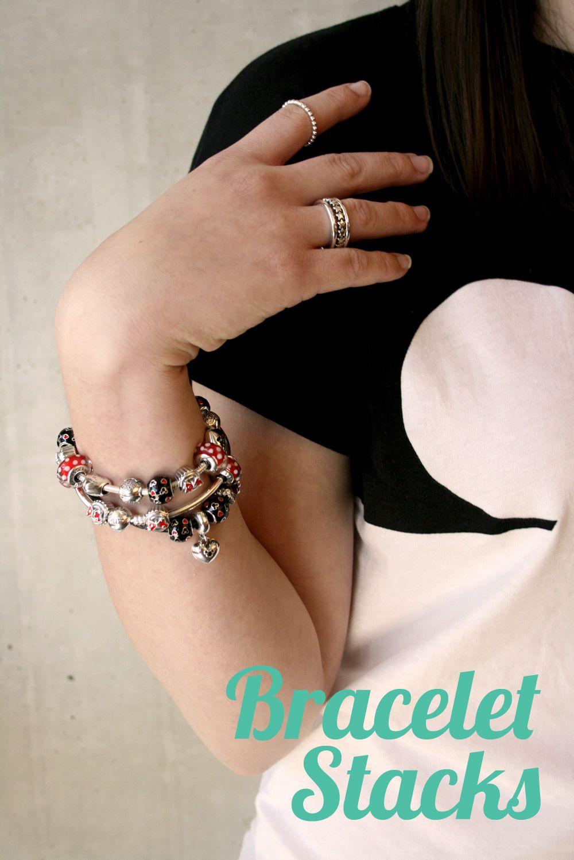 Create the Ultimate Disney Bracelet Stacks | Fashion | Disney Style