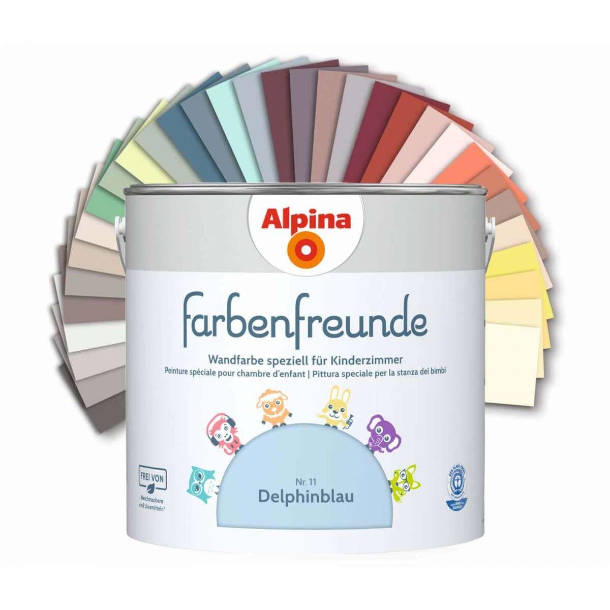 Alpina Farbenfreunde 2,5 L
