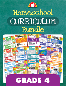 Homeschool Curriculum Bundle, Grade 4 | Home School
