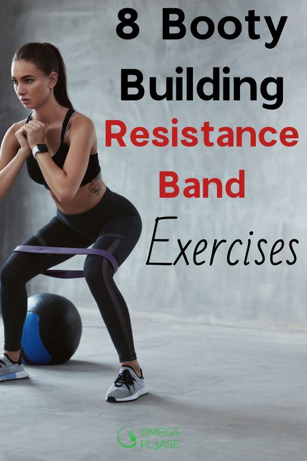 The Secret Booty Building Resistance Band Exercises revealed!