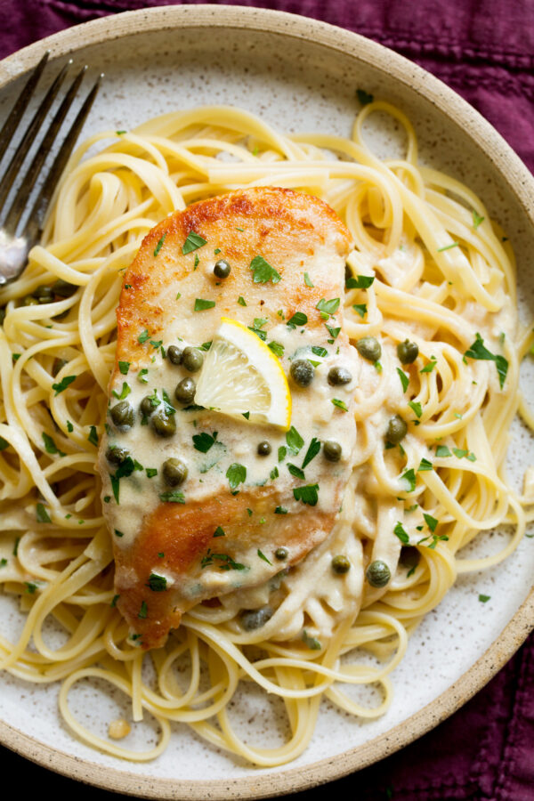 Photo of Chicken Piccata Recipe {Best Lemon Piccata Sauce} – Cooking Classy