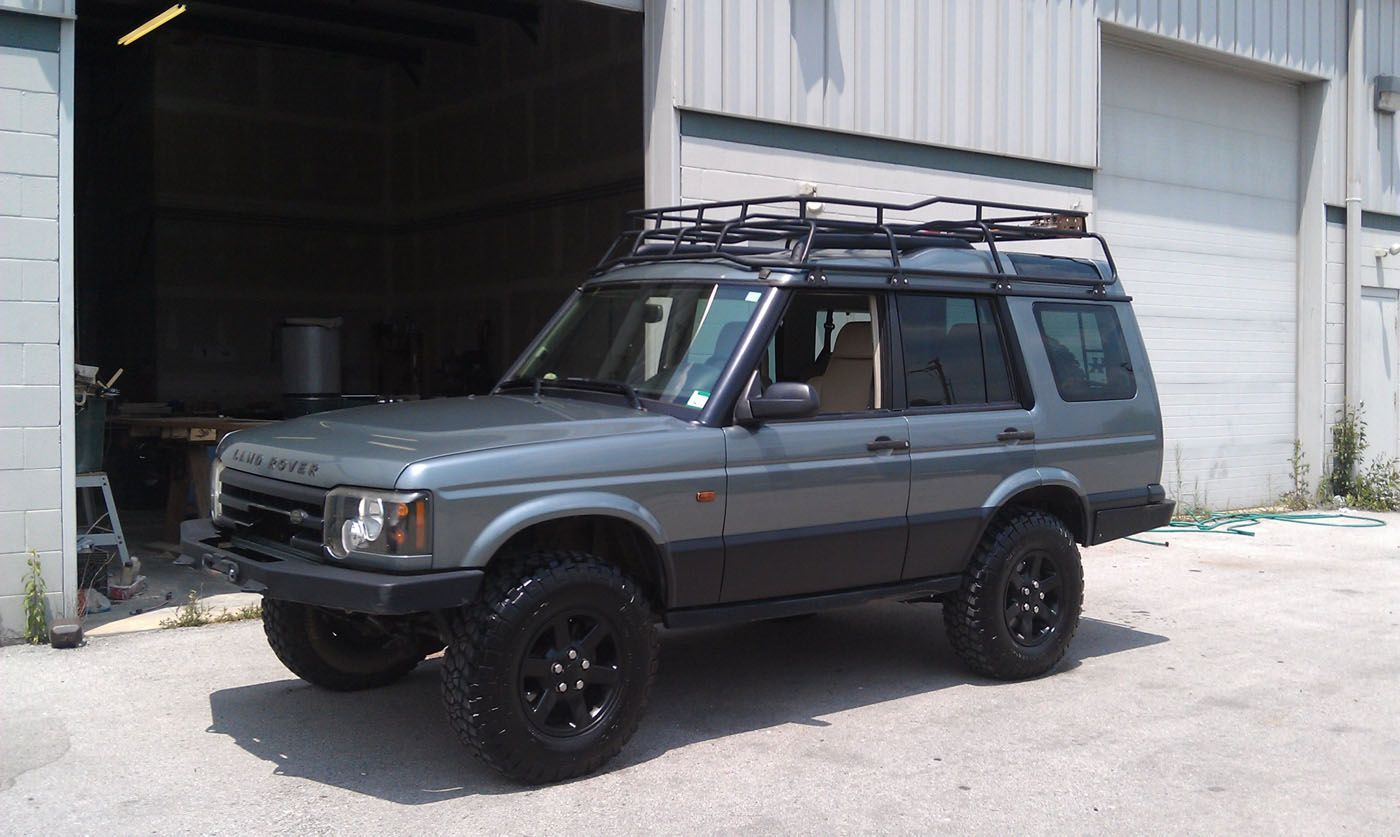 2004 Land Rover Discovery This 113k-mile Discovery has been ed ...