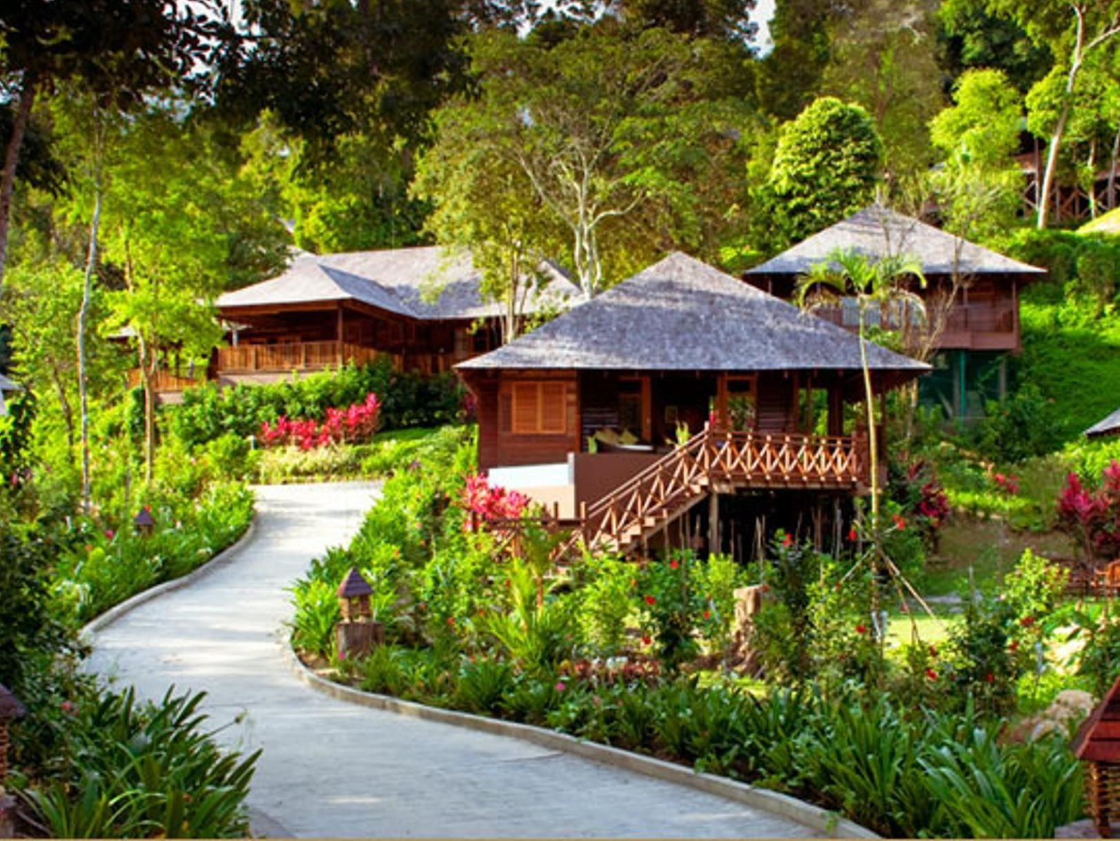 Kota Kinabalu Bunga Raya Island Resort Malaysia, Asia Ideally located in the prime touristic area of Gaya Island, Bunga Raya Island Resort promises a relaxing and wonderful visit. The property features a wide range of facilities to make your stay a pleasant experience. To be found at the hotel are free Wi-Fi in all rooms, 24-hour security, daily housekeeping, gift/souvenir shop, photocopying. Television LCD/plasma screen, private pool, internet access – wireless (complimentary...