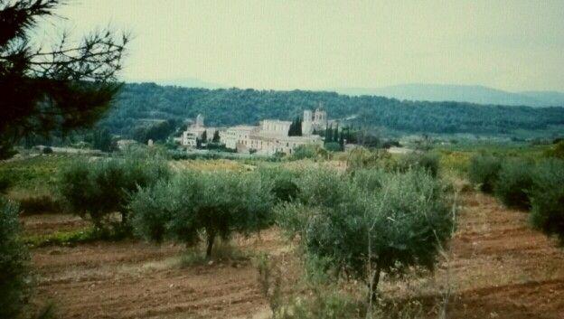 Monasterio de Santes Creus,Tarragona