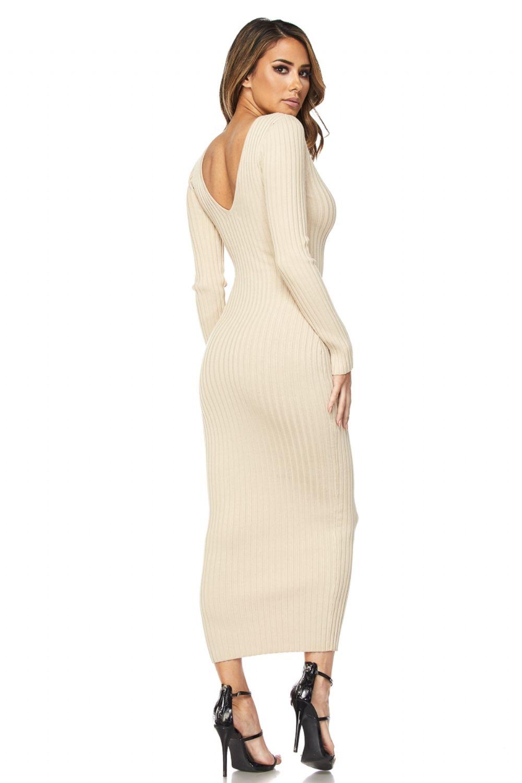 Mariah longo heracollection 2018 sweater dress