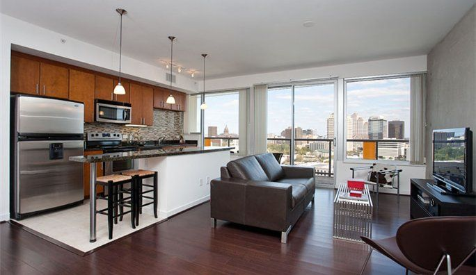 Gables Pressler Apartments | Downtown Austin Apartment Guide And Pricing  Guide For May 2013