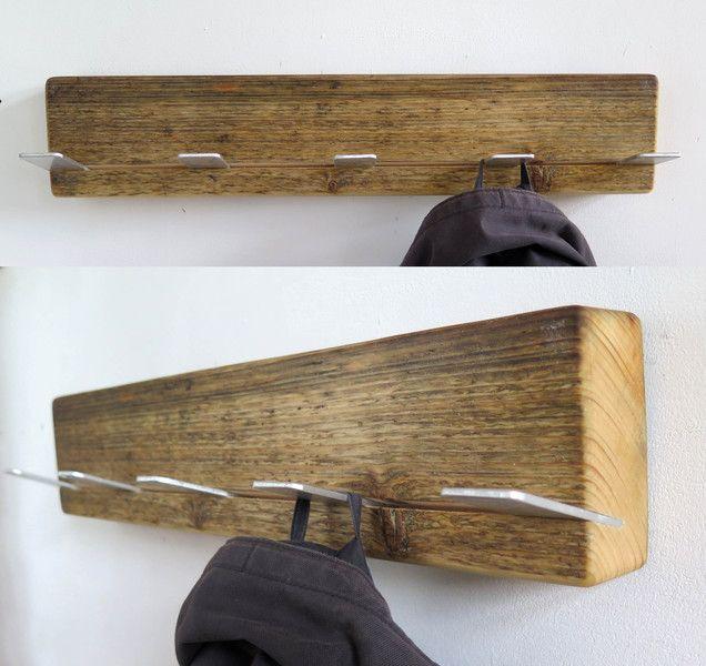 Garderobe Treibholz garderoben garderobe treibholz aluminium ein designerstück
