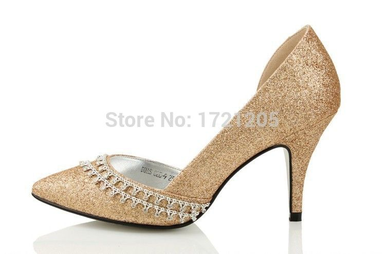 Online Get Champagne Colored Dress Shoes Aliexpress