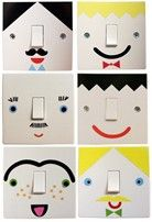 lift your mood light switch stickers