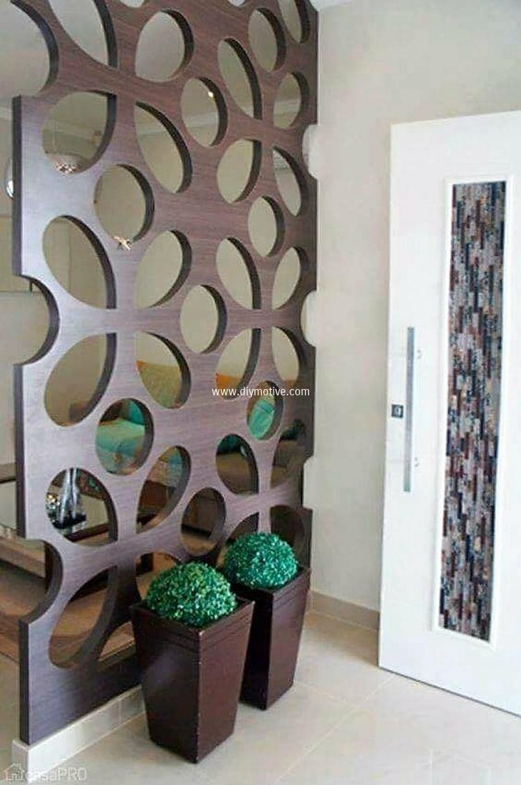 5 Modern Home Office Ideas Living Room Partition Design Room