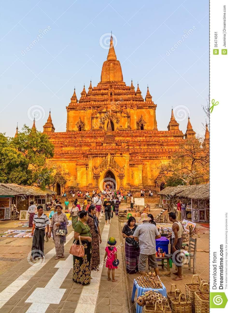 Pin by Prasit🍁🍂☘️Tangjitrapitak 🦖🦕🦏 on Bagan