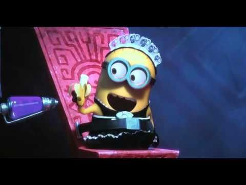 Despicable me 2 -  how the minions turn evil This is how I feel with hormonal fluctuations!  Hee hee