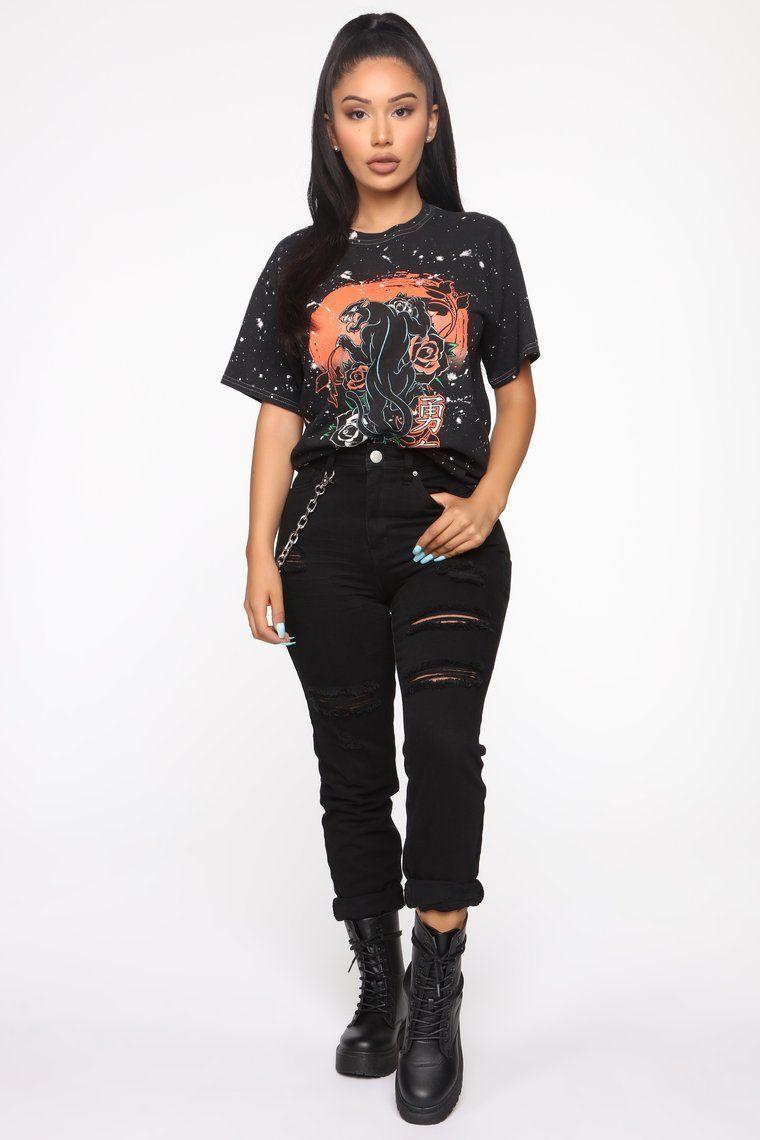 Fierce Love Tunic Top fashion nova Source by