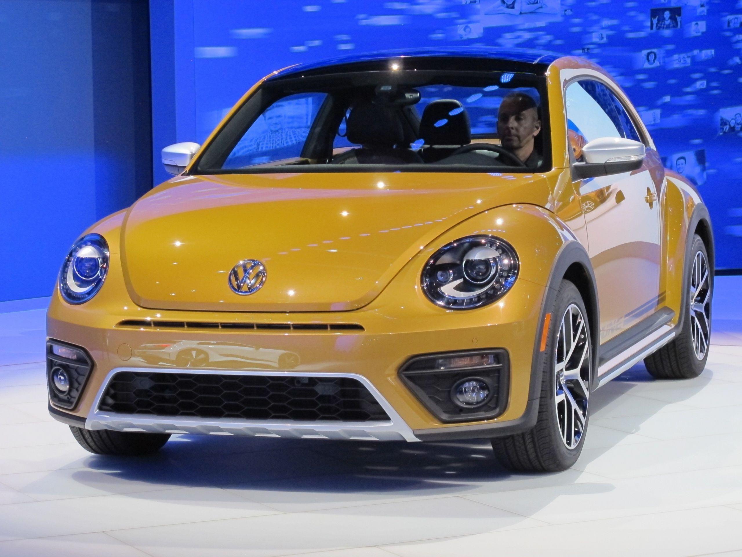 2021 Vw Beetle Dune Price