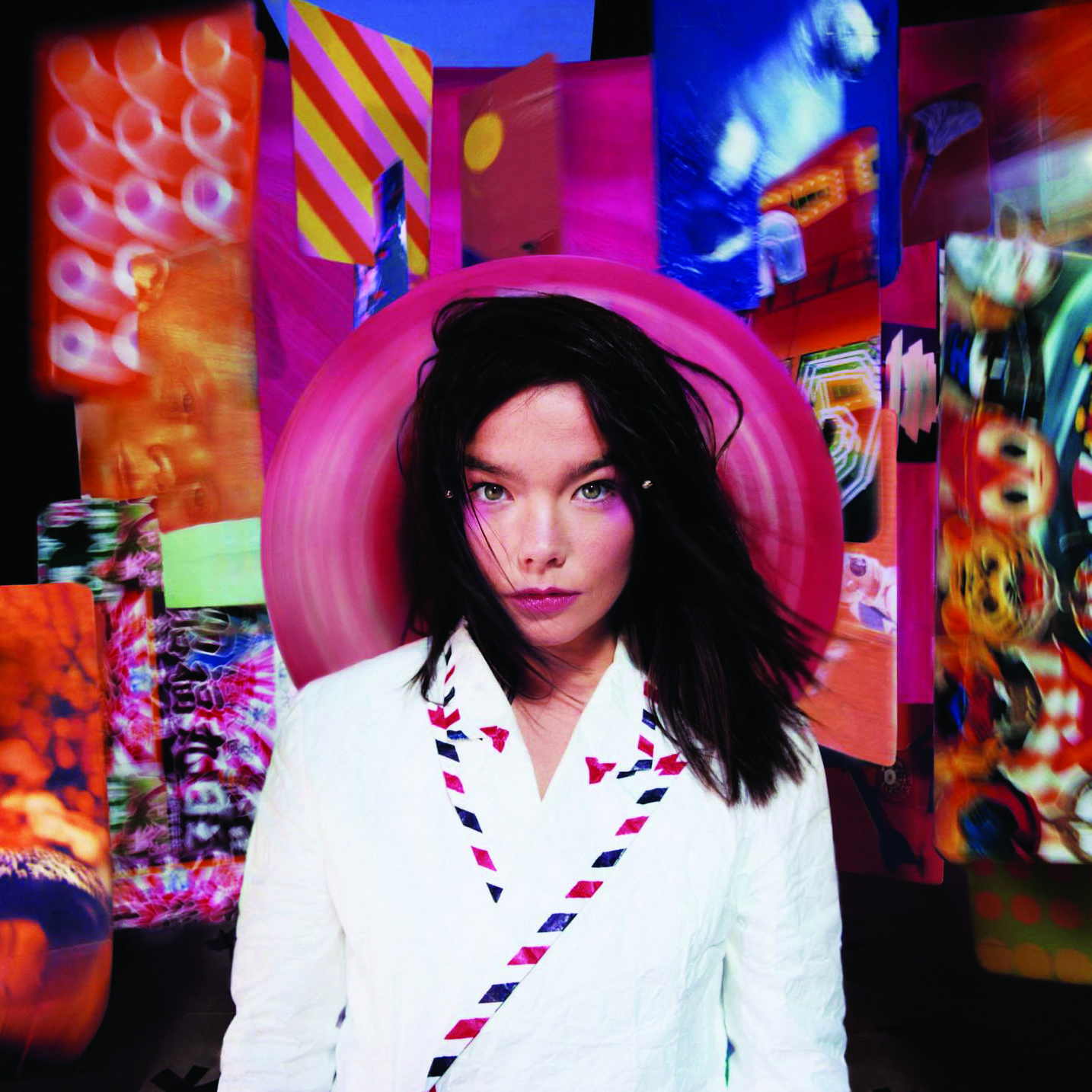 The Story Behind The Sleeve 3 Björk Post Bjork