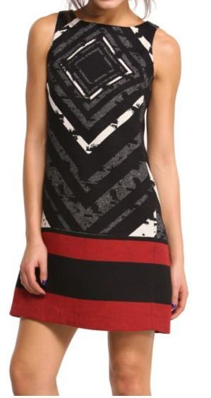 Desigual kleid electric love