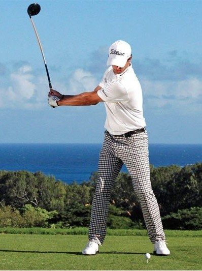 This Mistake In Your Takeaway Is Costing You Major Yards Off The Tee