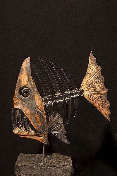 Yvon LECOMTE sculpteur biennale de rambouillet