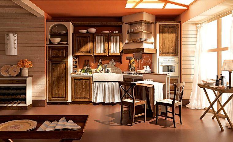 Cucine stile rustico: il sapore dei tempi antichi in casa ...