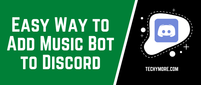 How To Add Music Bot To Discord Full Guide In 2020 Add Music Discord Music Bot Discord Music