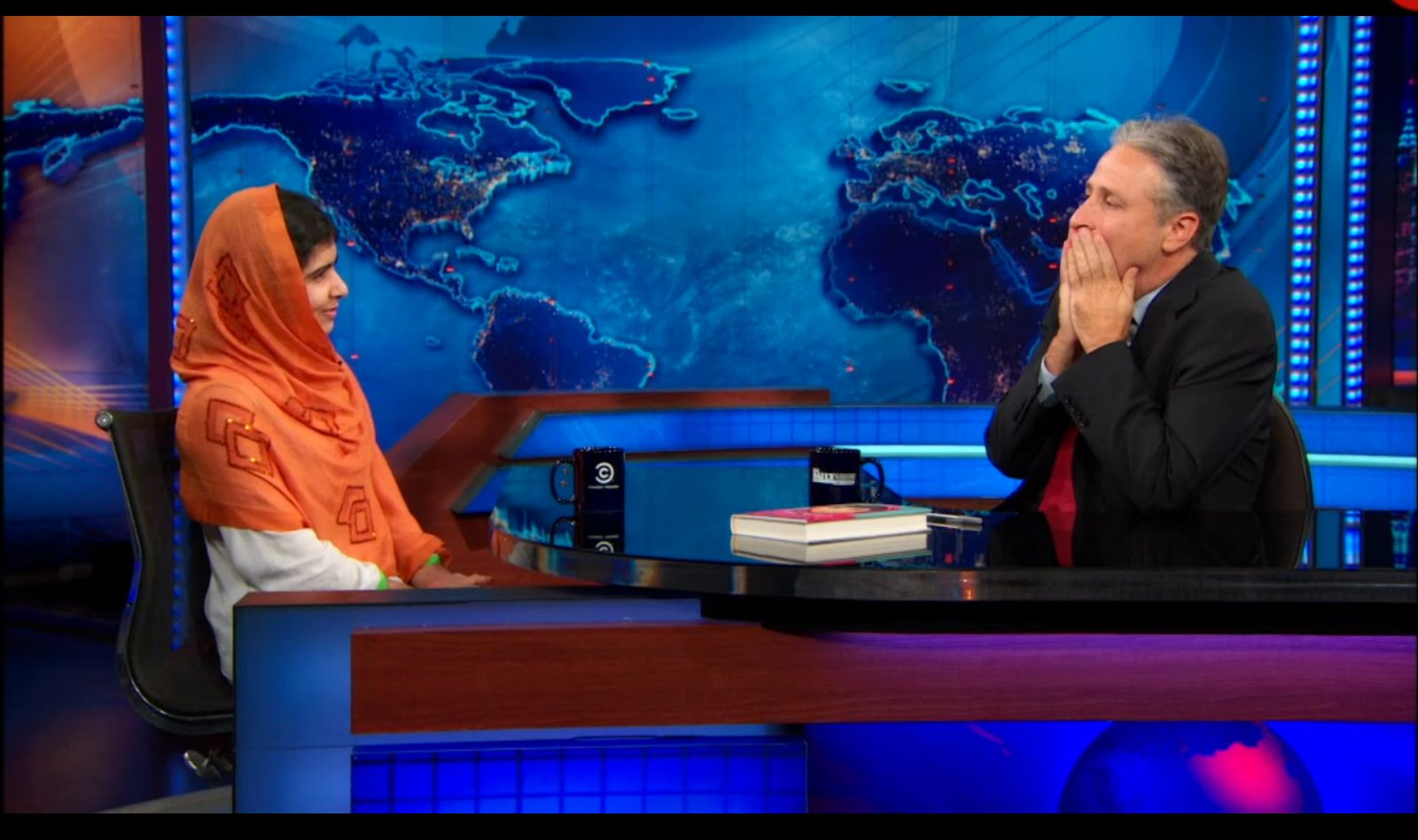 With Jon Stewart stepping down as host of The Daily Show