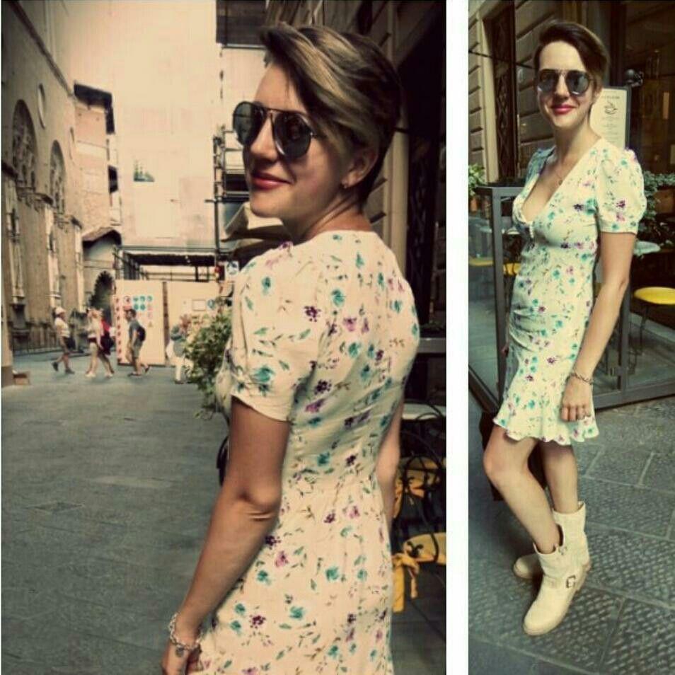 ARCIMBOLDA ~  CLICK FOR DETAIL #fashionista #italia #streetphotoshoot #sunglasses #summerday #love #stylistic #arcimboldastyle #firenze
