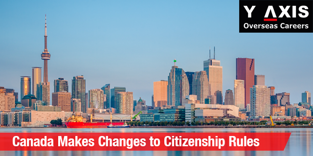 Canada Makes Changes To Citizenship Rules Y Citizenship