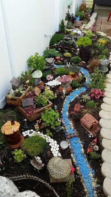 Photo of Awesome Miniature Fairy Garden Ideas | manlikemarvinsparks.com