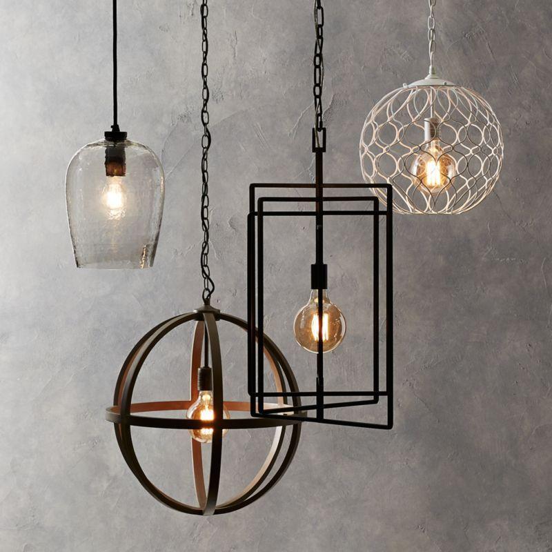 Industrial Open Bulb Chandelier 68 Lights Metallic Pendant