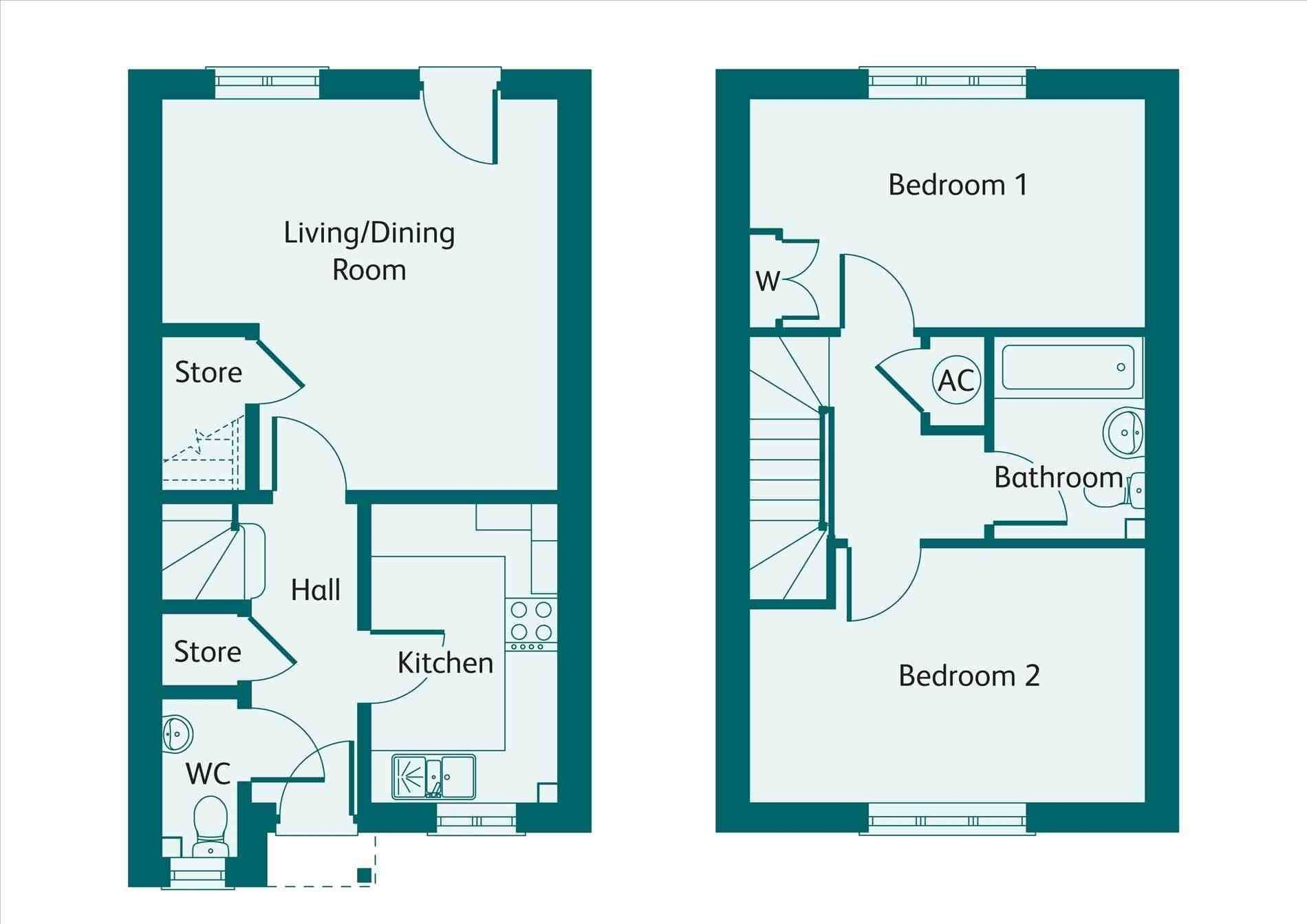 This master bathroom floor plans with walk in shower no tub ...
