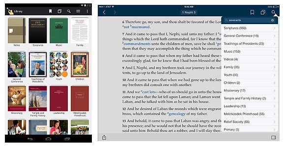 Latest Updates Make Gospel Library App Easier to Use