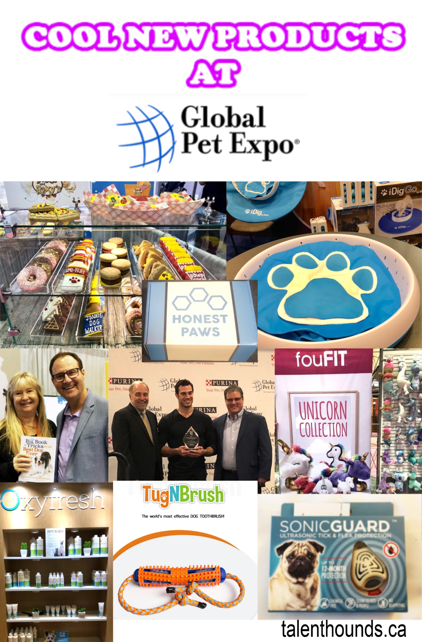Cool New Products At Global Pet Expo 2019 Dog Training Books