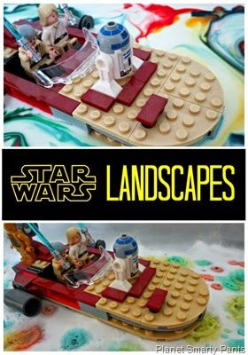 Make Your Own Star War Landscapes