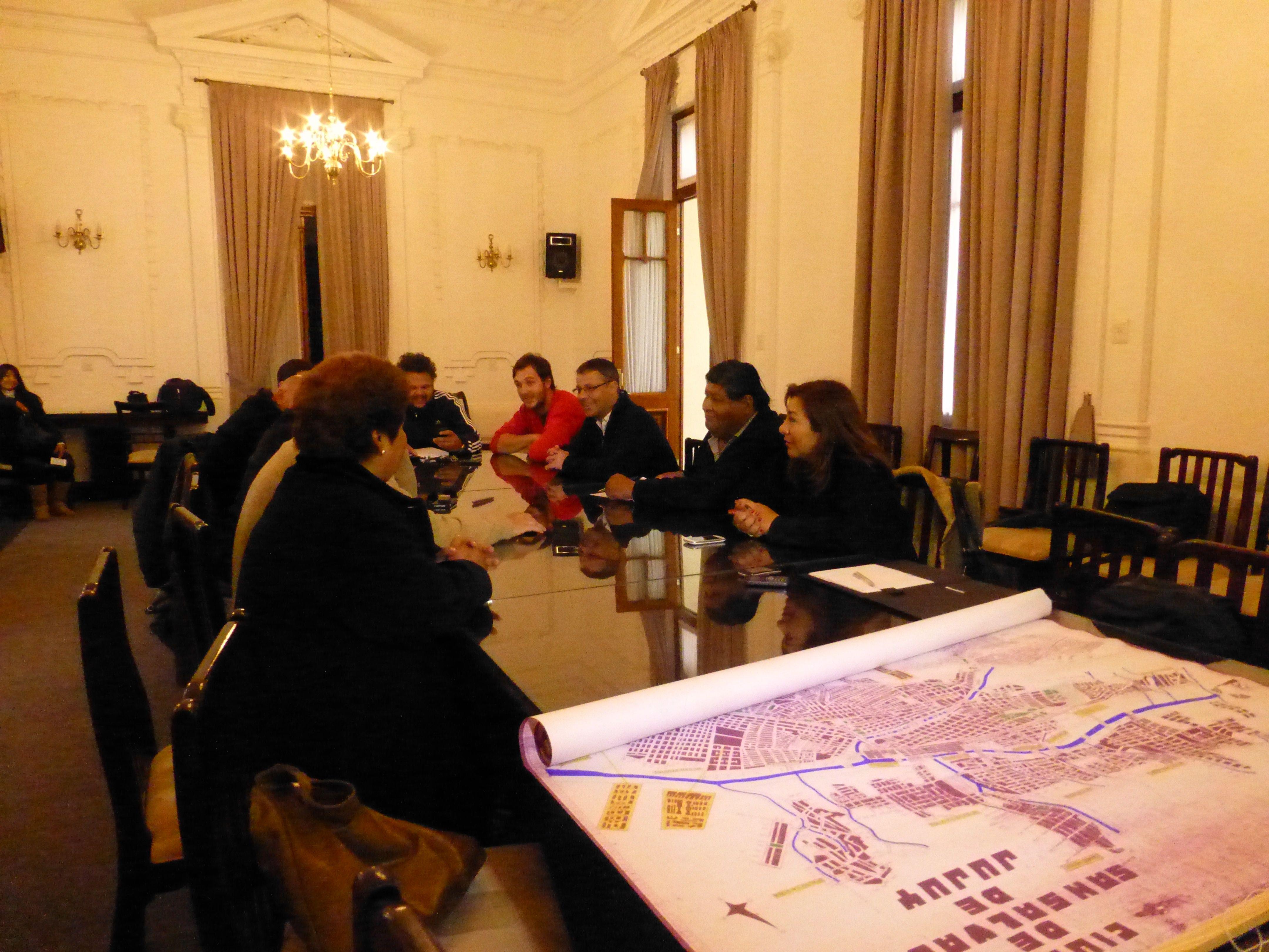 #Jujuy 1ra Reunión equipo de campaña y candidatos