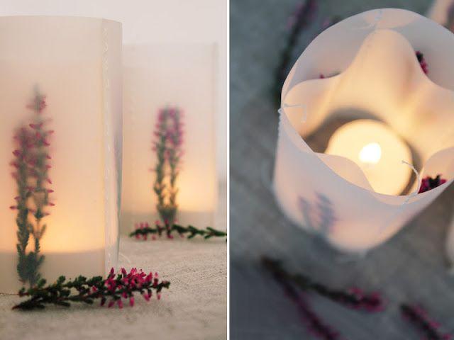 windlichter basteln dawanda transparente papiere. Black Bedroom Furniture Sets. Home Design Ideas