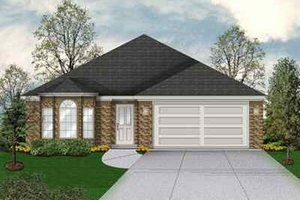Cottage Style House Plan 4 Beds 2 Baths 1446 Sq Ft Plan 84 105