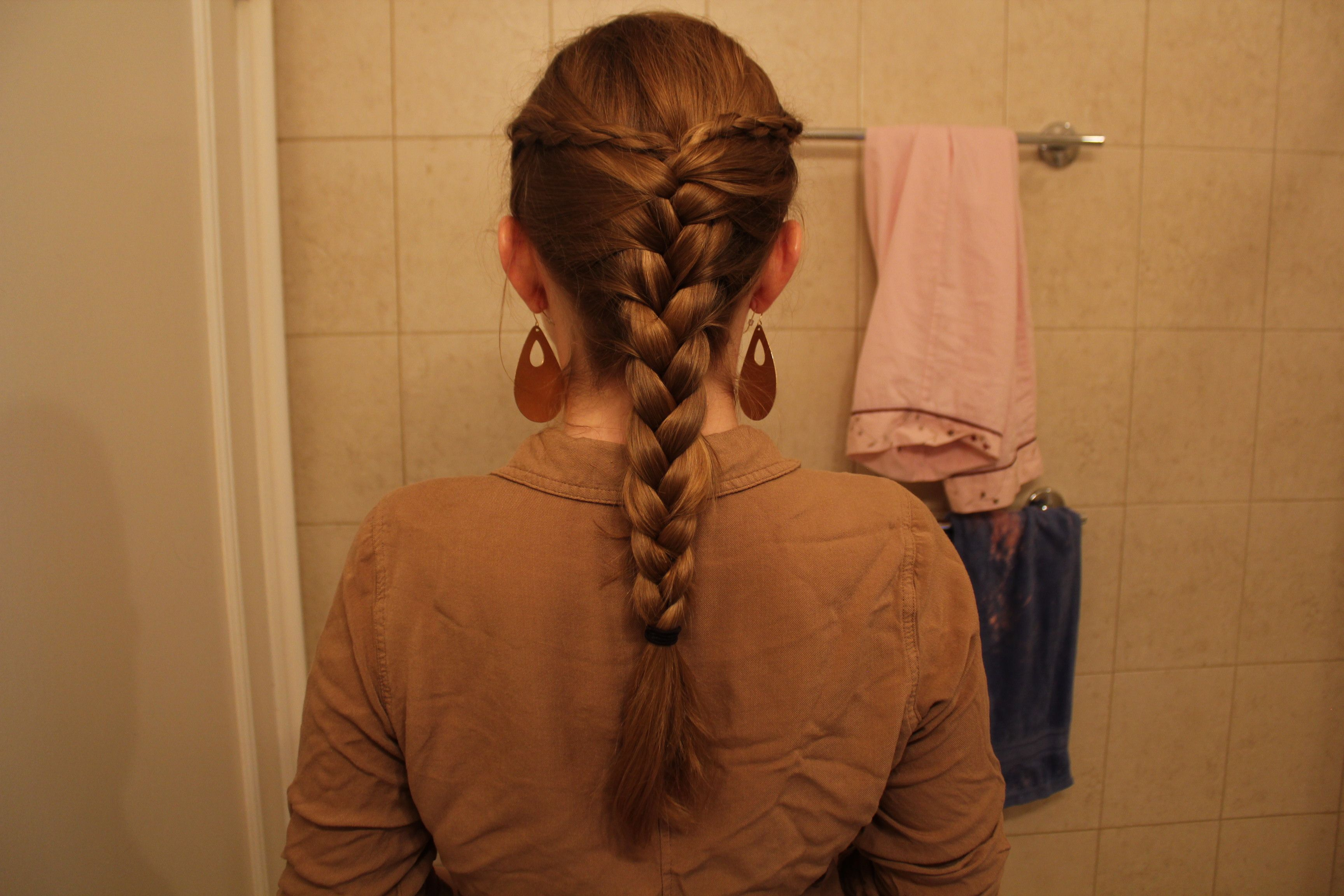 Catelyn Stark Inspired Love This Braid Its So Easy And Secure I