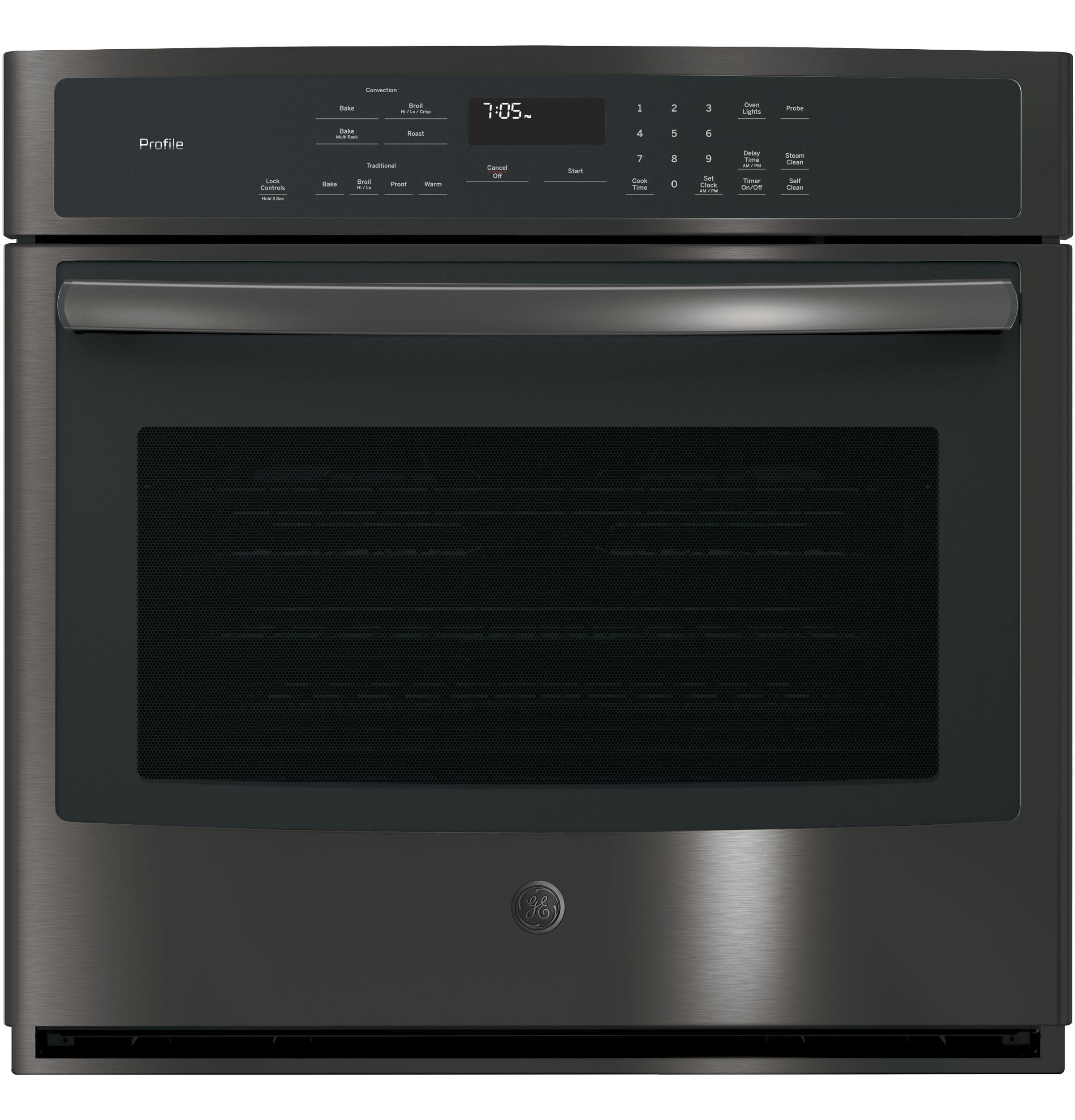 "PT7050BLTS GE Profile GE Profile™ Series 30"" BuiltIn"