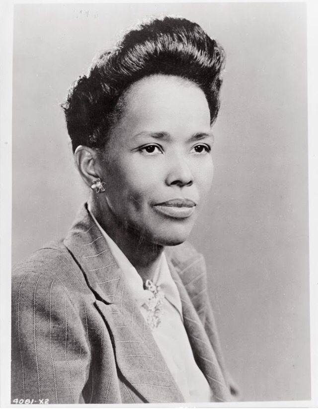 Ella Baker began her involvement with the NAACP in 1940 ...