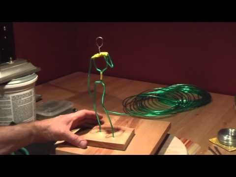 Sculpting Tutorial - Creating a Figure of Geronimo - His torso and legs - YouTube