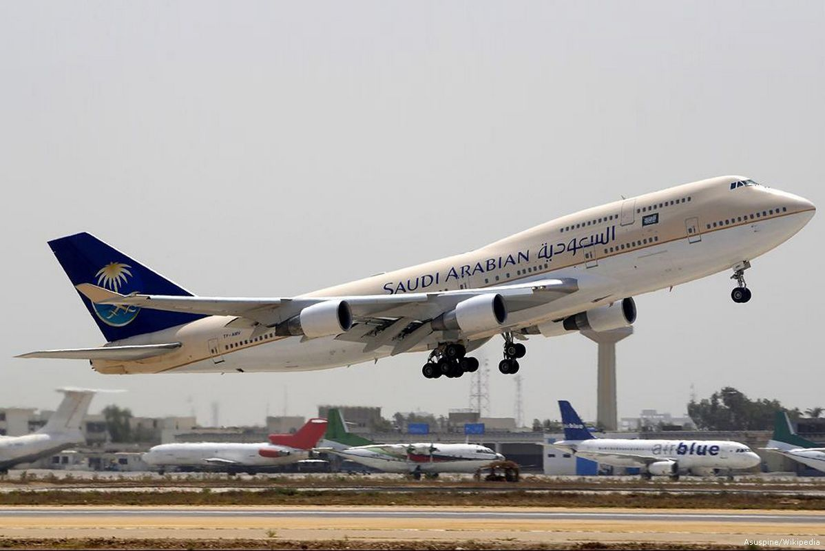 Saudi Led Coalition To Allow Commercial Flights To Yemen Boeing 747 National Airlines Best Airlines To Fly
