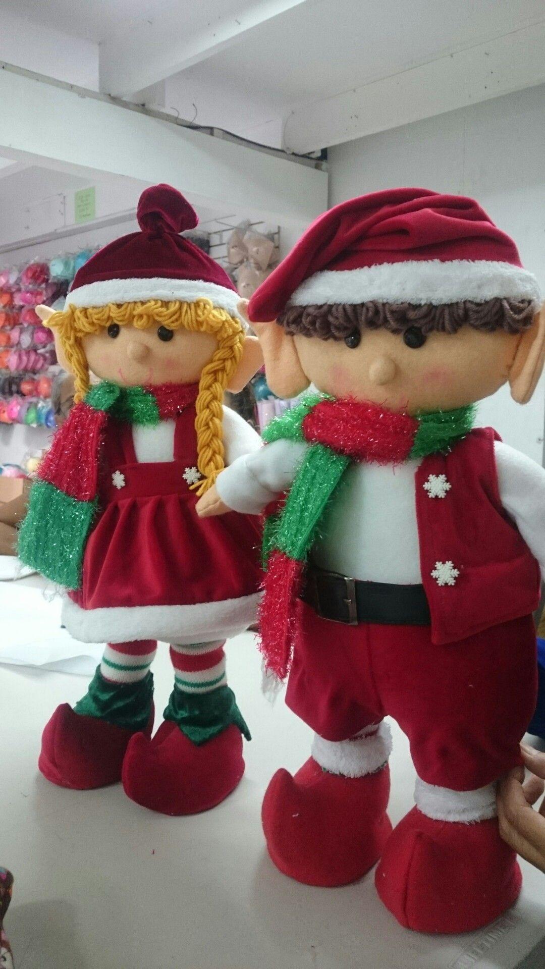 Manualidades Duendes De Navidad.Duendes Navidenos Duendes Manualidades Y Navidad